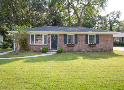 Charleston Single Family Home For Sale: 644 Wantoot Boulevard