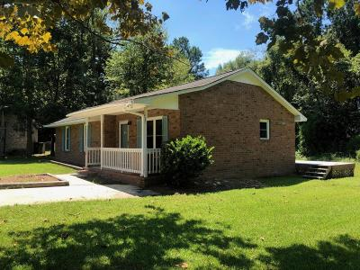 Moncks Corner Single Family Home Contingent: 315 Fairlawn Drive