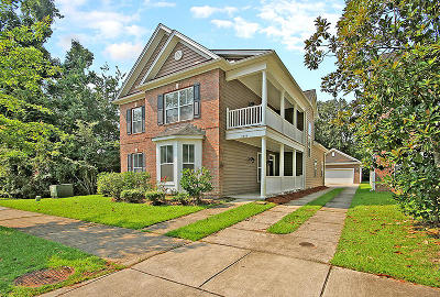 Charleston Single Family Home For Sale: 1439 Roustabout Way