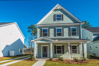Charleston Single Family Home For Sale: 2310 Town Woods Road