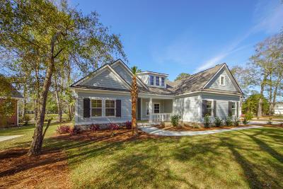 Stono Ferry, Stono Plantation Single Family Home For Sale: 4803 Stono Links Drive