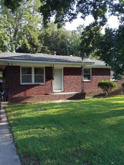 Single Family Home For Sale: 1161 Sherwood Street