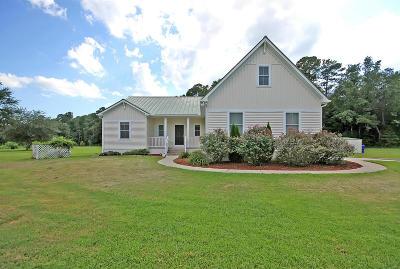 Single Family Home For Sale: 5529 Golden Rice Lane