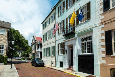 Charleston Single Family Home For Sale: 22 Church Street