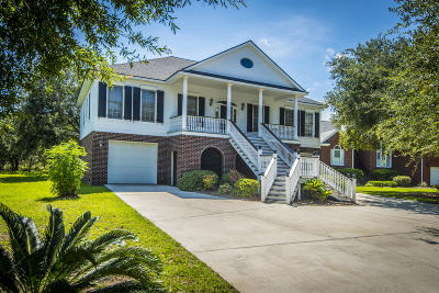 Charleston County Single Family Home For Sale: 1386 Tidal Creek Cove