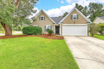 Charleston Single Family Home For Sale: 449 Manorwood Lane