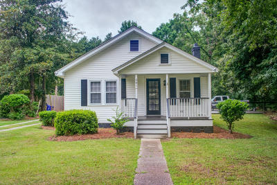 Charleston Multi Family Home For Sale: 501-503 Woodland Shores Road