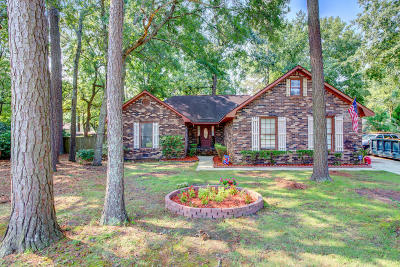 Single Family Home For Sale: 104 Winston Circle
