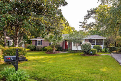 Charleston Single Family Home For Sale: 308 Jean Street