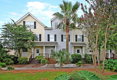 North Charleston Attached For Sale: 4731 Arco Lane