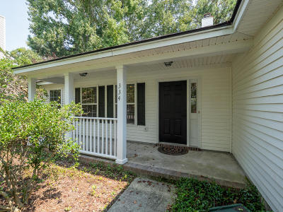 Single Family Home For Sale: 334 Old South Way