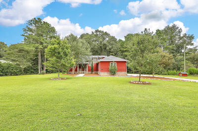 Summerville Single Family Home For Sale: 109 Riley Drive
