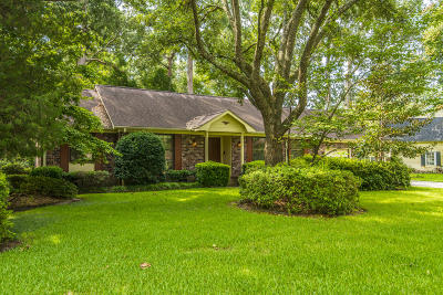 Single Family Home For Sale: 206 Sweetbriar Road