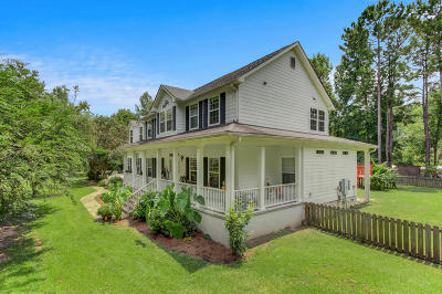 Summerville Single Family Home For Sale: 371 Greyback Road