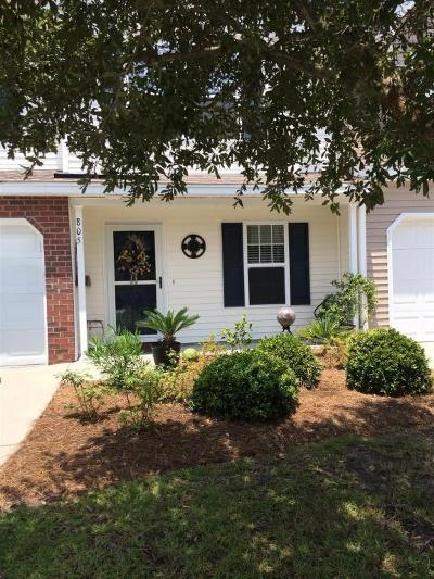 Attached For Sale: 805 Buckthorn Circle