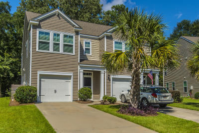 Johns Island Attached For Sale: 1634 Saint Johns Parrish Way