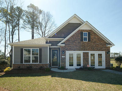 Moncks Corner Single Family Home For Sale: 627 Woolum Drive