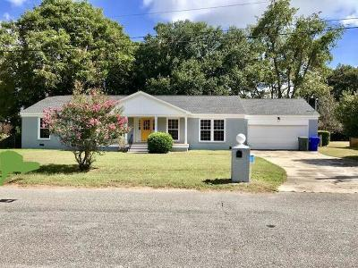 Charleston Single Family Home For Sale: 1470 Westwood Drive