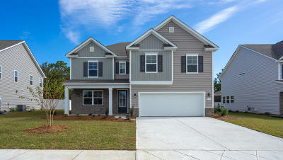 Moncks Corner Single Family Home For Sale: 620 Woolum Drive