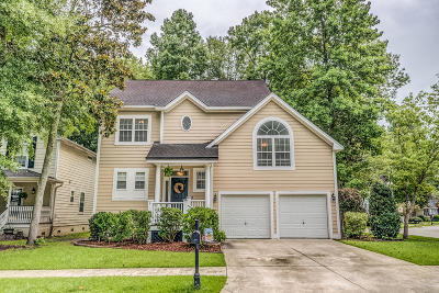 Charleston Single Family Home For Sale: 642 Fair Spring Drive