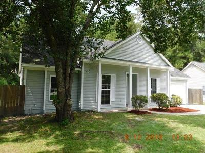 Summerville Single Family Home For Sale: 303 Salterton Street
