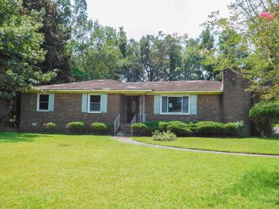 Single Family Home For Sale: 1108 Dennis Boulevard