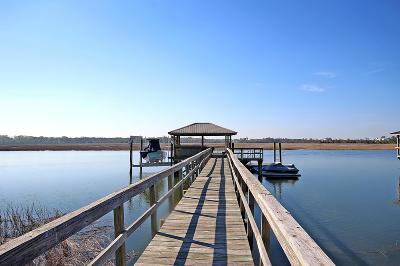 Charleston Single Family Home For Sale: 601 Barbados Drive