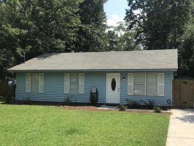 Single Family Home For Sale: 110 Stephanie Circle