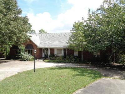 Single Family Home For Sale: 370 Chapel Creek Drive