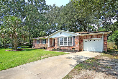Charleston Single Family Home For Sale: 2137 Church Creek Drive