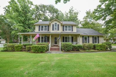 Summerville Single Family Home Contingent: 207 Littlejohn Street