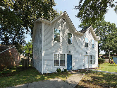 Attached For Sale: 4134 Hickory Lane