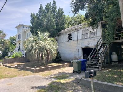 Isle Of Palms Single Family Home For Sale: 408 Palm Boulevard