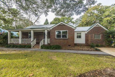 Charleston Single Family Home For Sale: 229 Riverland Drive