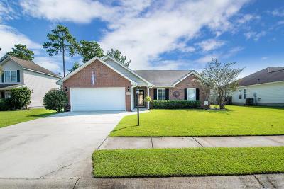 Summerville SC Single Family Home For Sale: $189,990