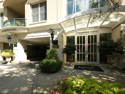 Charleston Attached For Sale: 2 Wharfside Street #3-B