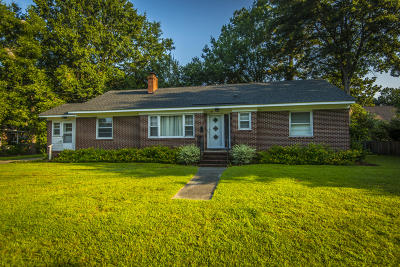 Single Family Home For Sale: 127 Chadwick Drive