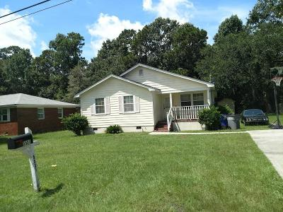 North Charleston Single Family Home For Sale: 5531 Buskirk Avenue