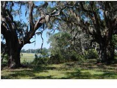 Charleston County Residential Lots & Land For Sale: 3391 Hickory Hill Drive