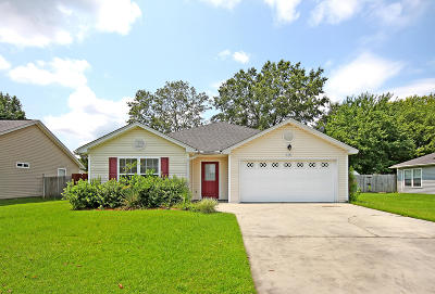 Single Family Home For Sale: 1303 Belle Grove Circle
