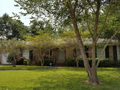 Charleston SC Single Family Home Contingent: $315,000