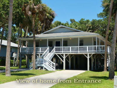 Edisto Island Single Family Home For Sale: 1119 Nancy Street