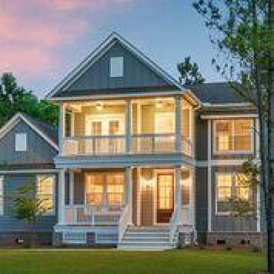 Mount Pleasant Single Family Home For Sale: 457 Woodspring Road