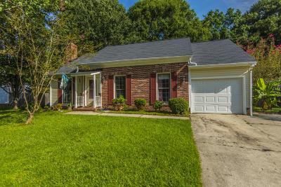 Summerville Single Family Home For Sale: 113 Hamlet Road