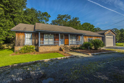 Summerville Single Family Home For Sale: 1860 Bacons Bridge Road