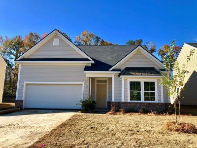 Ladson Single Family Home For Sale: 1378 Hermitage Lane