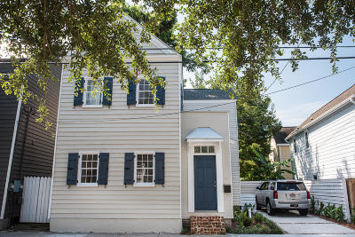 Charleston Single Family Home For Sale: 57 Bogard Street