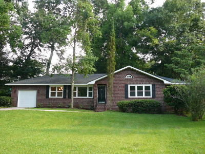 Hanahan Single Family Home For Sale: 5803 Lakeview Drive