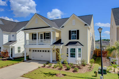 Summerville Single Family Home For Sale: 208 Wexford Court