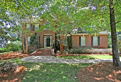 North Charleston Single Family Home For Sale: 4427 Wild Thicket Lane